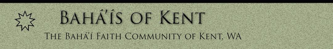 Baha'is of Kent, Washington